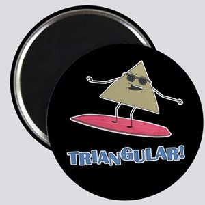 Triangular Magnet