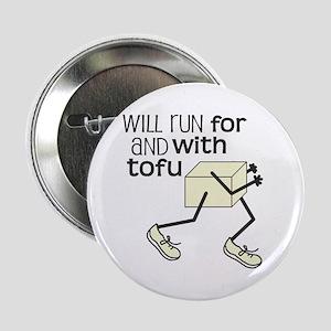 "tofu running 2.25"" Button"