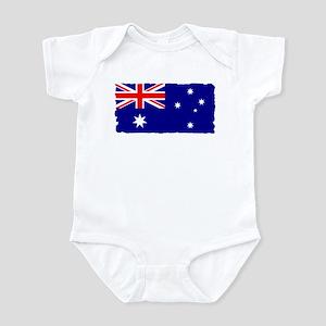 Flag of Australia Infant Bodysuit