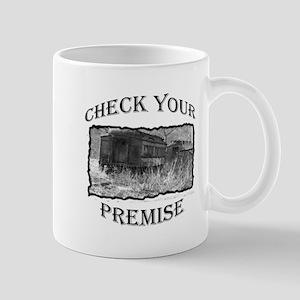 check your premise2 Mugs