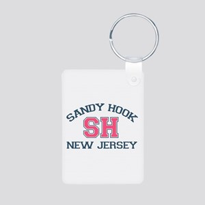 Sandy Hook NJ - Varsity Design Aluminum Photo Keyc
