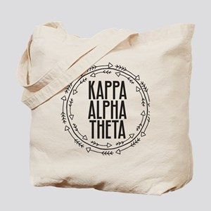 Kappa Alpha Theta Arrows Tote Bag