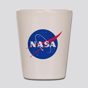NASA Shot Glass