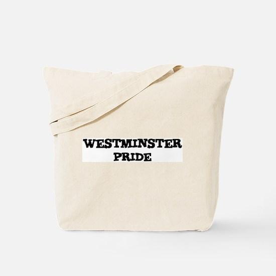 Westminster Pride Tote Bag