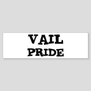 Vail Pride Bumper Sticker