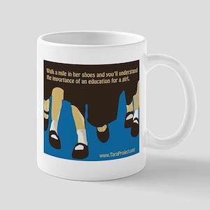 Walk a Mile Mug