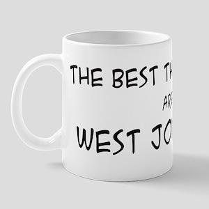 Best Things in Life: West Jor Mug