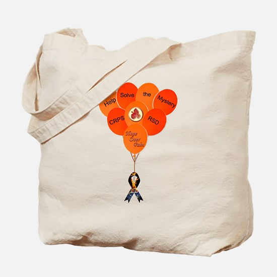 Help Solve the Mystery CRPS Tote Bag