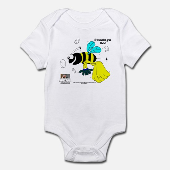 Brooklyn Bee Infant Bodysuit