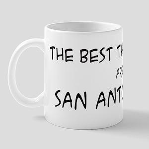 Best Things in Life: San Anto Mug
