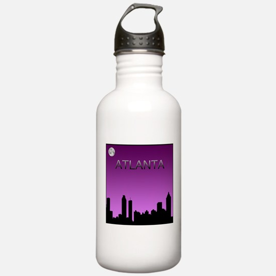 Atlanta Nites Water Bottle