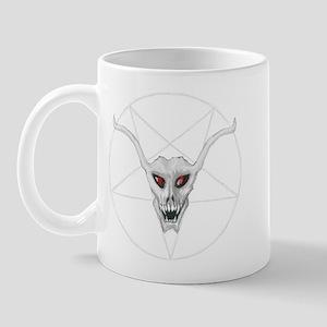 Demonic face Mug