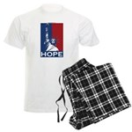 Liberty is Hope Men's Light Pajamas