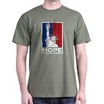 Liberty is Hope Dark T-Shirt