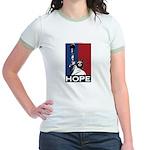 Liberty is Hope Jr. Ringer T-Shirt