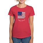 Enjoy Liberty Women's Dark T-Shirt