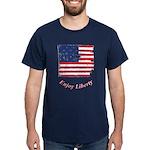 Enjoy Liberty Dark T-Shirt
