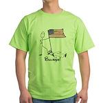 Bullseye Green T-Shirt