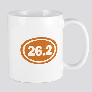 26.2 Burnt Orange True Mug