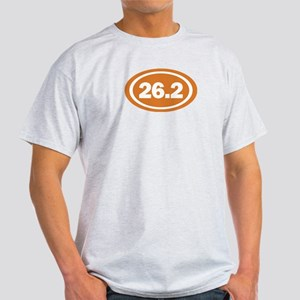 26.2 Burnt Orange True Light T-Shirt