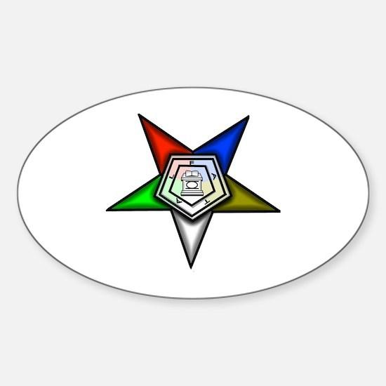 OES Sticker (Oval)