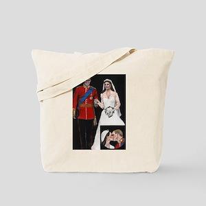 The Royal Couple Tote Bag