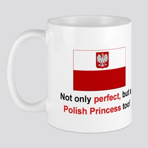Perfect Polish Princess Mug