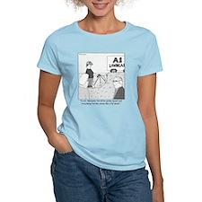 Going Green Women's Light T-Shirt