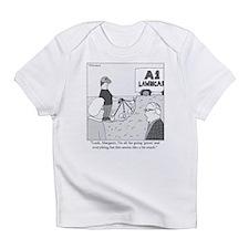 Going Green Infant T-Shirt