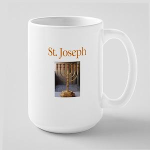 St. Joseph Large Mug