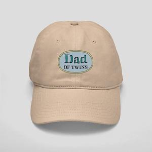 Dad OF TWINS Cap