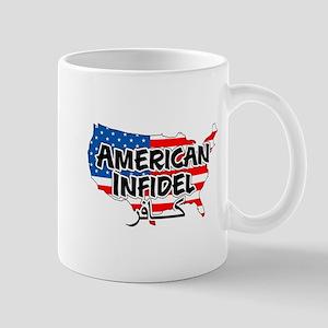 American Infidel Mug