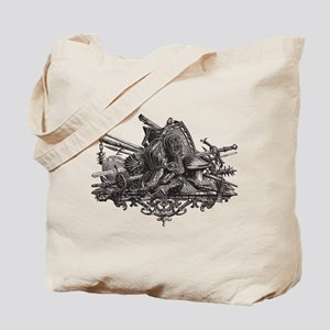 Medieval Armor Tote Bag