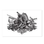 Medieval Armor Postcards (Package of 8)
