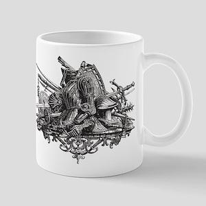 Medieval Armor Mug