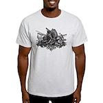 Medieval Armor Light T-Shirt