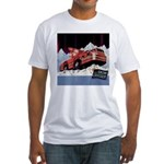 Snow Cruiser Fitted T-Shirt