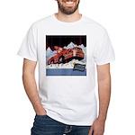 Snow Cruiser White T-Shirt