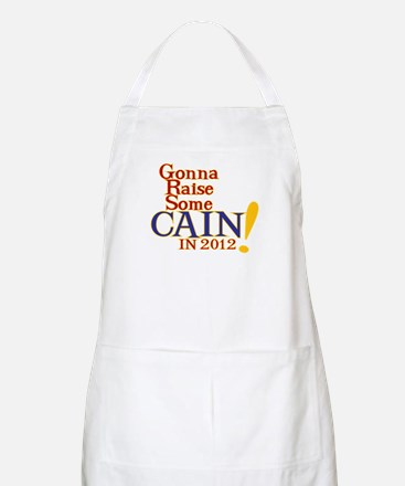 Raising Some Cain Apron
