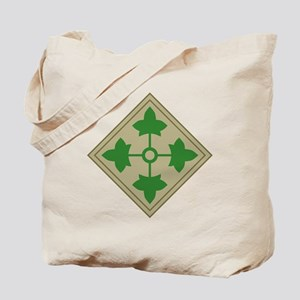 4th Infantry Tote Bag