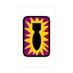 52nd EOD Group Sticker (Rectangle 50 pk)