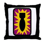 52nd EOD Group Throw Pillow
