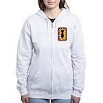 52nd EOD Group Women's Zip Hoodie