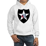 2nd Infantry Hooded Sweatshirt