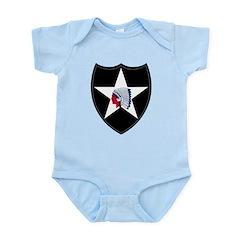2nd Infantry Infant Bodysuit