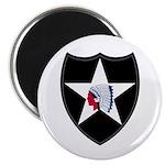 2nd Infantry Magnet