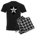 2nd Infantry Men's Dark Pajamas