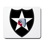 2nd Infantry Mousepad
