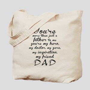 You Are #DAD Tote Bag