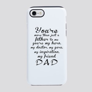 You Are #DAD iPhone 7 Tough Case